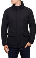 Hackett London Finsbury Field Jacket, Navy