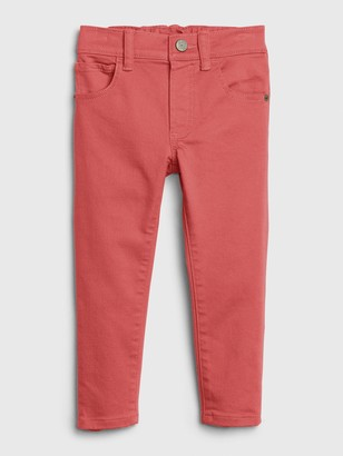 Gap Toddler Elasticized Pull-On Slim Taper Jeans with Stretch