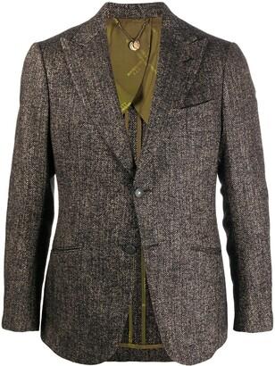 Maurizio Miri Tweed Jacket