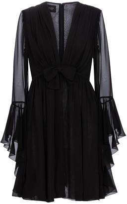 Giambattista Valli Silk georgette minidress