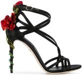 Dolce & Gabbana Jewel Keira heeled sandals