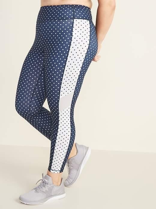 a3b23b0d833400 Polka Dot Leggings For Women - ShopStyle