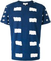 YMC patterned T-shirt - men - Cotton - S