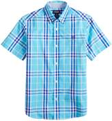 Chaps Boys 4-20 Lee Plaid Button-Down Shirt