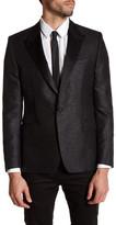 Versace Notch Lapel Single Button Sportcoat