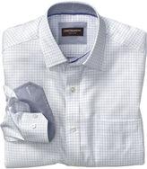 Johnston & Murphy Mini Dash Windowpane Shirt