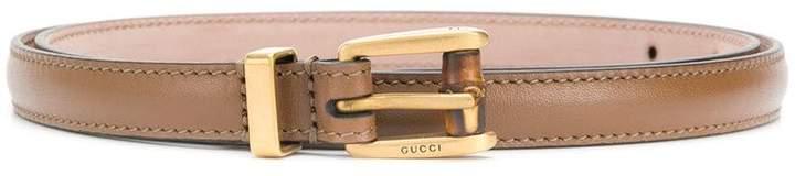 Gucci classic buckle belt