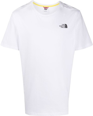 The North Face crew-neck logo T-shirt