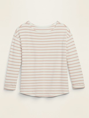 Old Navy Relaxed French Terry Top for Women