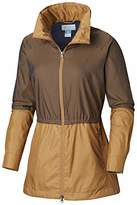Columbia Women's Sustina Springs Long Lined Windbreaker