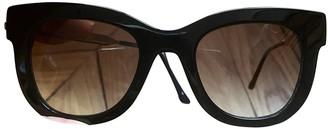 Thierry Lasry Black Metal Sunglasses