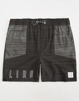 LIRA Sprinter Track Mens Volley Shorts