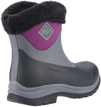 Muck Boots Arctic Apres Welly Boot - Black Multi