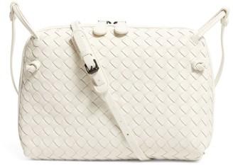 Bottega Veneta Intrecciato Nodini Cross-Body Bag