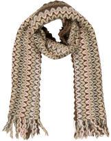 Missoni Fringe Wool Scarf