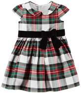 Carter's Baby Girl Plaid Dress