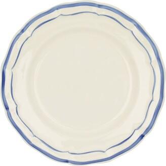 Gien Filet Bleu Side Plate (16Cm)