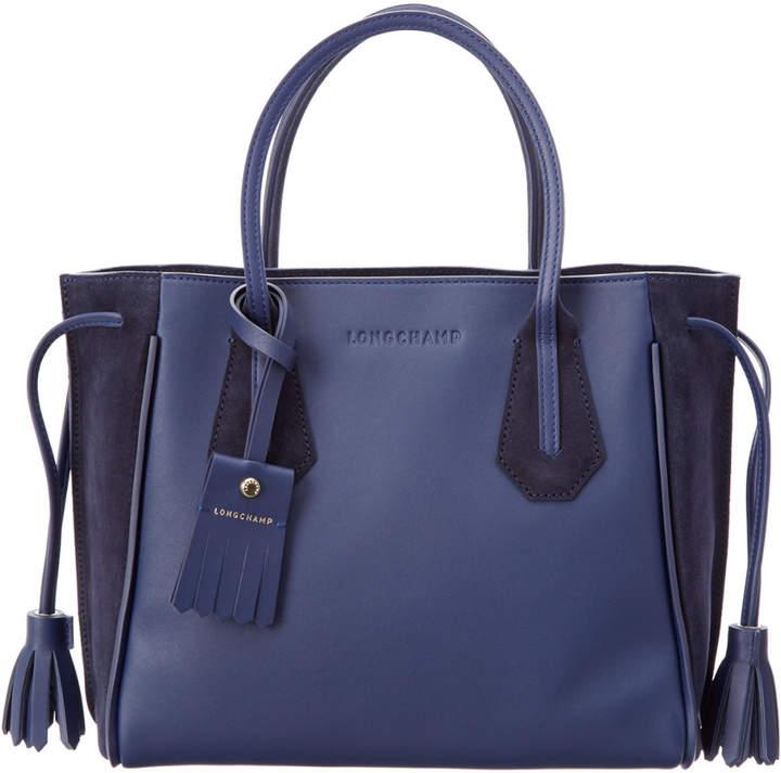 c66f7dd81 Longchamp Leather Open Purse - ShopStyle
