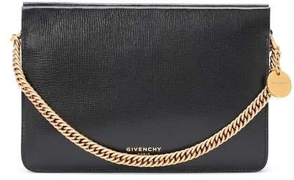 Givenchy Cross3 leather shoulder bag