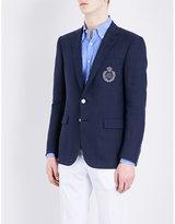 Ralph Lauren Purple Label Nigel Regular-fit Linen Jacket