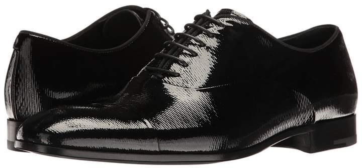 Giorgio Armani Cap Toe Oxford Men's Lace up casual Shoes