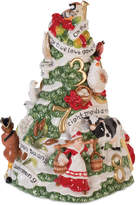 Fitz & Floyd Twelve Days Of Christmas Musical Figurine