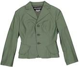 Junya Watanabe Green Cotton Jacket for Women