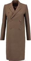 Rick Owens Wool-blend coat