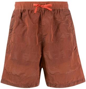 Stone Island Shadow Project Elasticated Waist Shorts