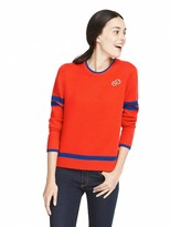 Draper James Tailgate Sweater