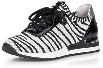 Remonte Elmira Animal Print Knit Sneaker