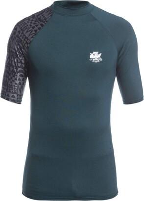 Quiksilver Men's MA Kai Long Sleeve Rashguard UPF 50+
