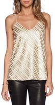 Blaque Label Sequin Tank