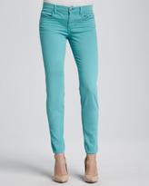 J Brand Jeans 620 Super Skinny Colombia Twill Jeans