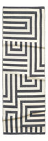 H&M Rug with Woven Pattern - White