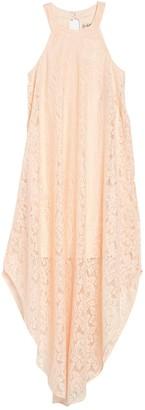 Love Squared Eyelet Lace Maxi Dress