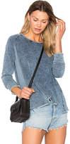 Generation Love Brook Indigo Sweatshirt in Blue. - size S (also in XS)