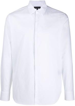 Ann Demeulemeester Grise Long Sleeve Regular Fit Shirt