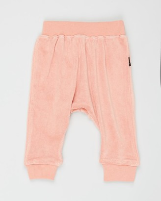Rock Your Baby Terry Towelling Baby Trackpants - Babies