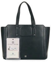 Ivanka Trump Soho Pebbled Leather Tote