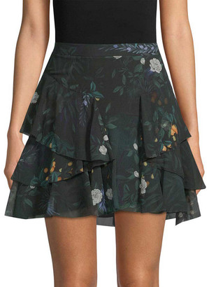 Camilla And Marc Arlen Mini Skirt