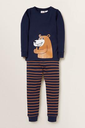Seed Heritage Chenille Bear Pyjama