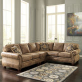 Signature Design by Ashley Kennesaw 3-pc. Sectional