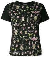 RED Valentino insect print T-shirt
