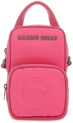 Marine Serre Mini Pocket Crossbody Bag