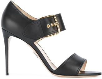Paul Andrew buckled open-toe sandals