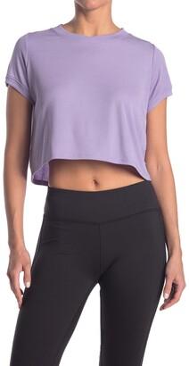 Splendid Core Boxy Crop T-Shirt