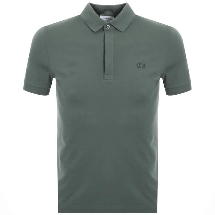 6dc692e5 Lacoste Green Polo Shirts For Men - ShopStyle UK