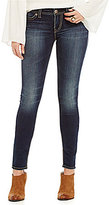 Silver Jeans Co. Suki Mid-Rise Stretch Denim Skinny Jeans