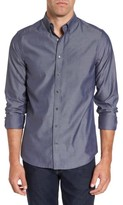 Gant Men's Trim Fit Pinpoint Oxford Sport Shirt